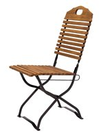 picnic, pub or garden chairs with handle